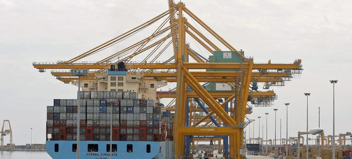 Maersk asegura que ha perdido clientes y 12 millones de euros por el conflicto de la estiba