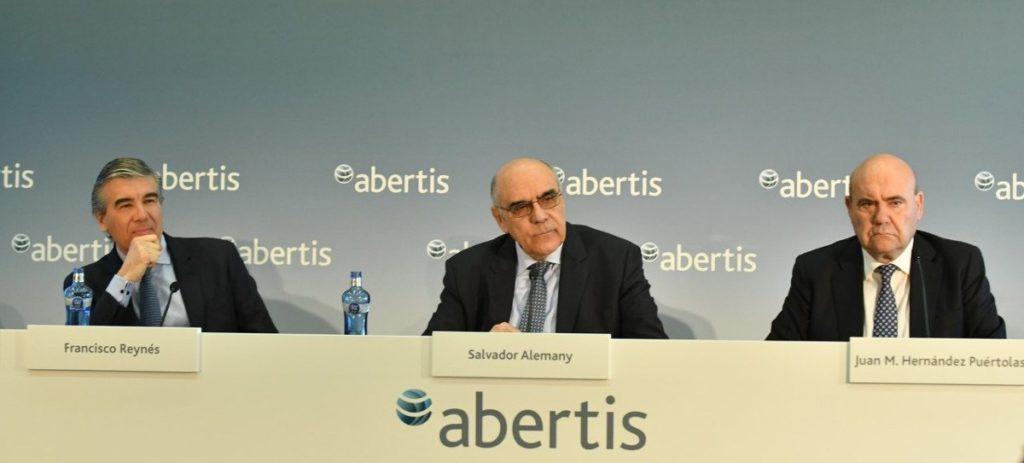 Los inversores condenan la OPA de Atlantia sobre Abertis