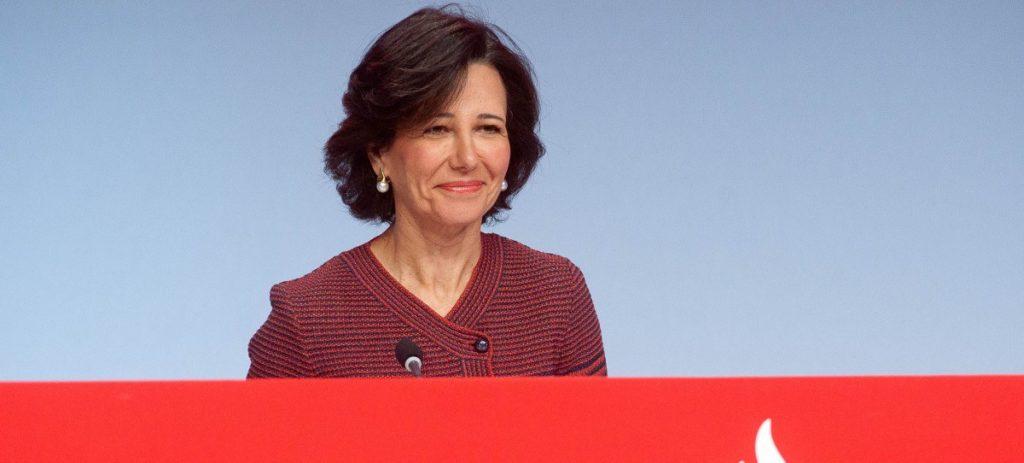 La ampliación de capital de Banco Santander encara su sprint final