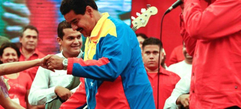 El baile de Maduro mientras 29 venezolanos han fallecido en protestas