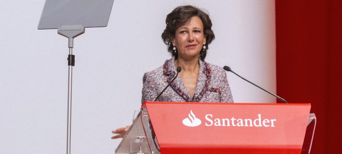 """""""Si Santander se va por debajo de 5,25, podría caer hasta los 5 euros"""""""