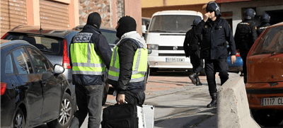 Detienen en Ceuta a un español considerado pieza esencial del Daesh