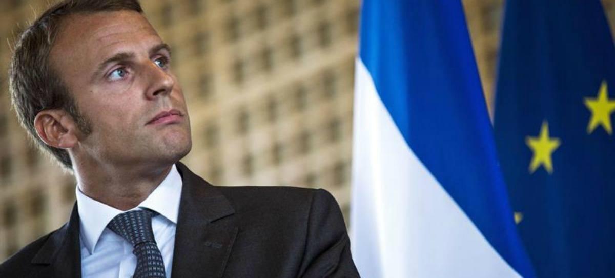 El euro sube y supera los 1,10 dólares tras la victoria de Macron en Francia