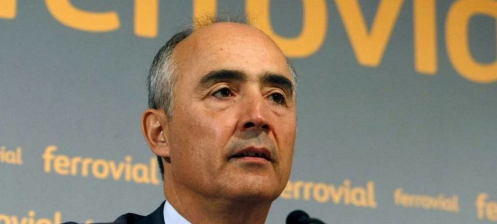 Guerra entre los hermanos Del Pino por la renovación de Bergareche y Ayuso en el consejo de Ferrovial