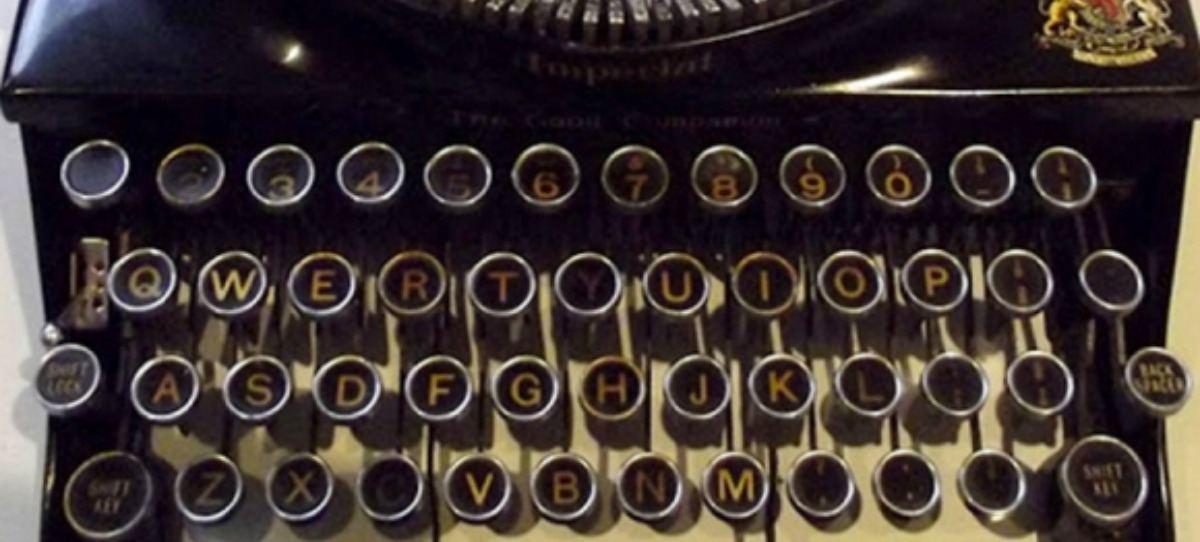 Ciberdelincuencia: Vuelven las máquina de escribir