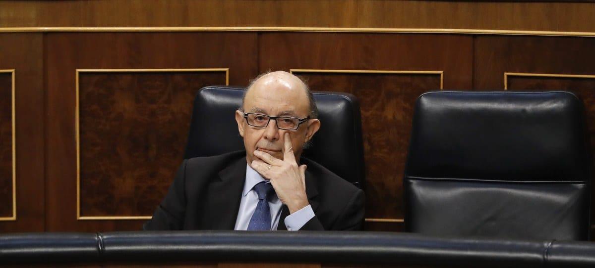 Murcia, Extremadura, Cantabria, Valencia y Aragón incumplirán el déficit