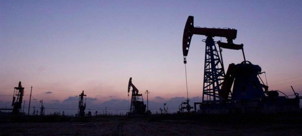 El petróleo se sitúa en niveles poco habituales