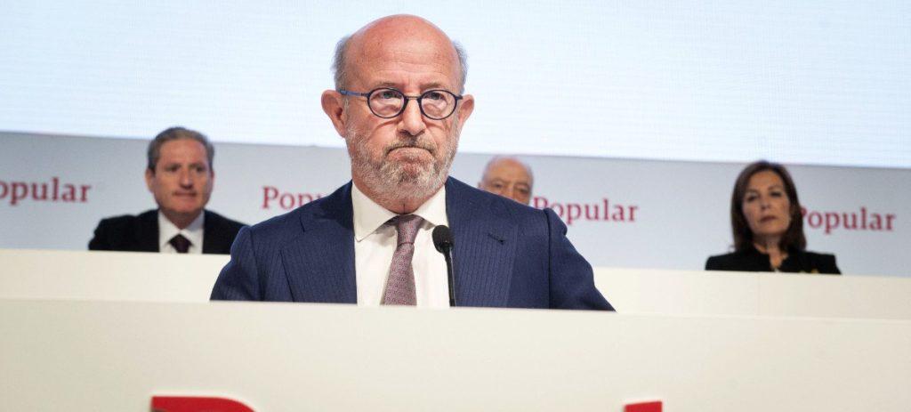 La Audiencia investiga los contratos de Saracho con JP Morgan  y su cese