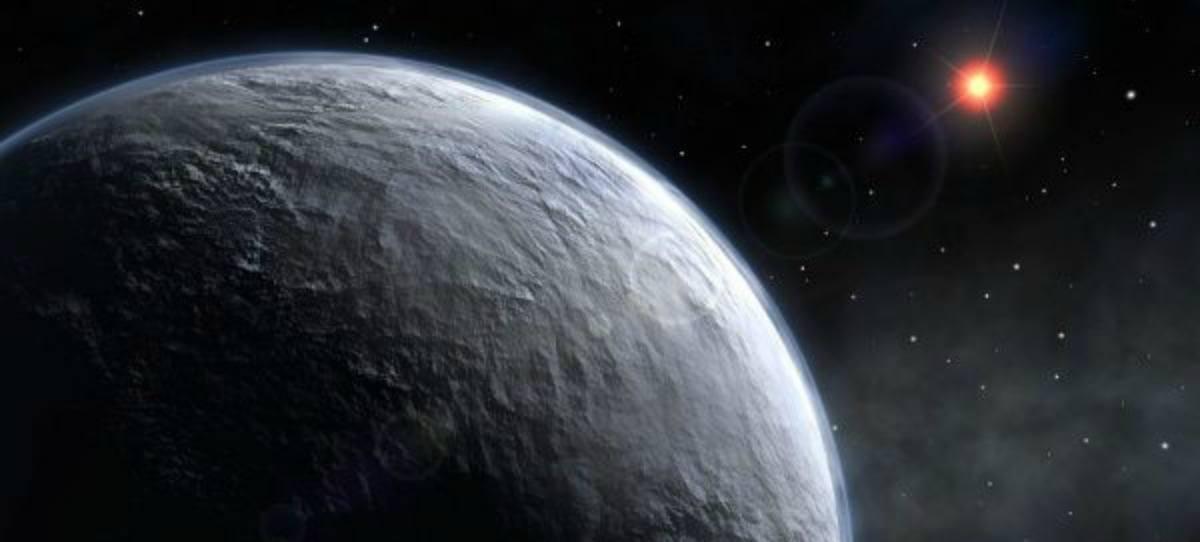 Descubren una supertierra 'potencialmente habitable'