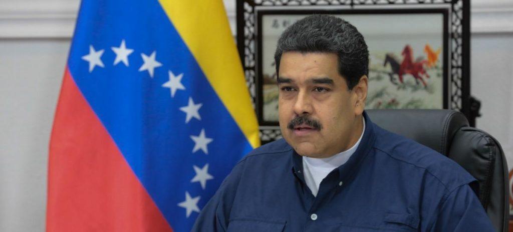 """EE UU ordena salir de Venezuela por los """"violentos crímines"""""""