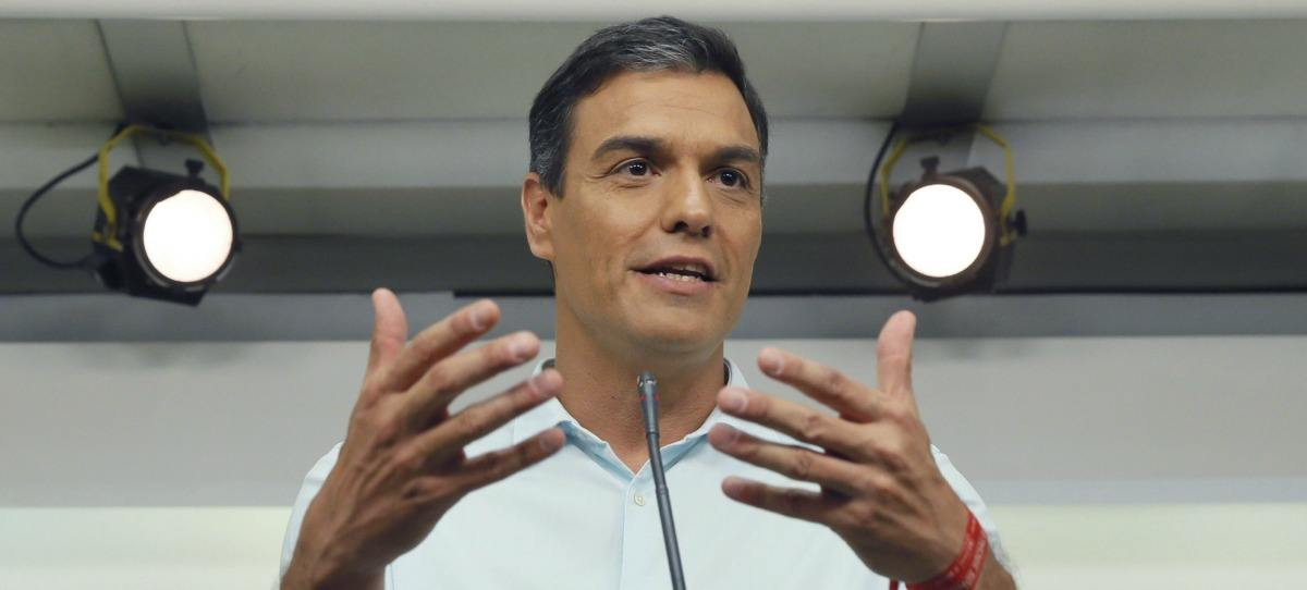 La prima de riesgo, en máximos de tres semanas tras la victoria de Pedro Sánchez