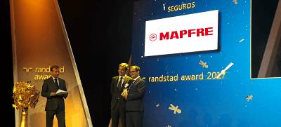 Mapfre, la empresa más atractiva del sector asegurador para trabajar