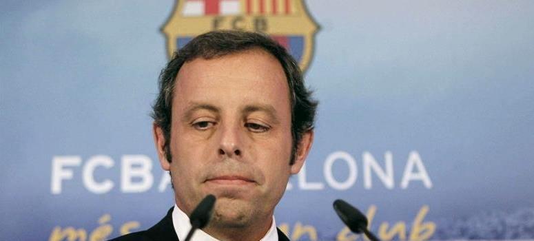 Rosell ingresa en la cárcel madrileña de Soto del Real