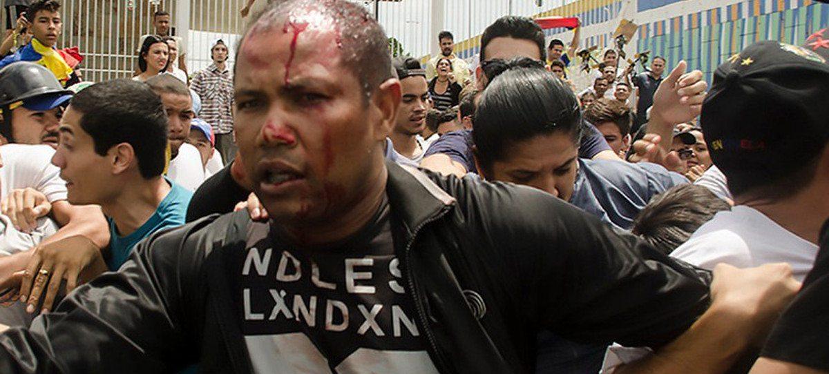 Matan a un ex militar infiltrado en el entierro de un joven venezolano