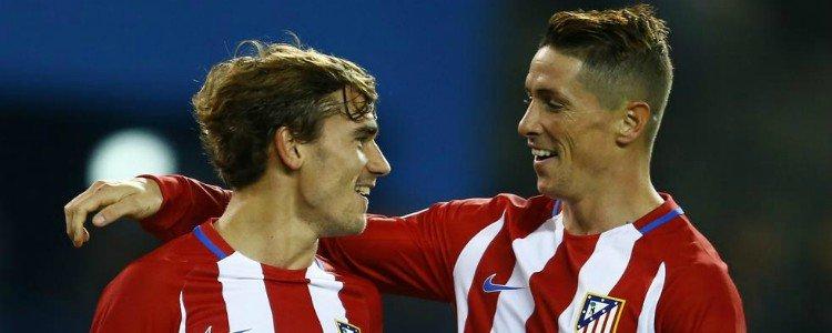 """Torres da un toque a Griezmann: """"Queremos jugadores que se quieran quedar"""""""