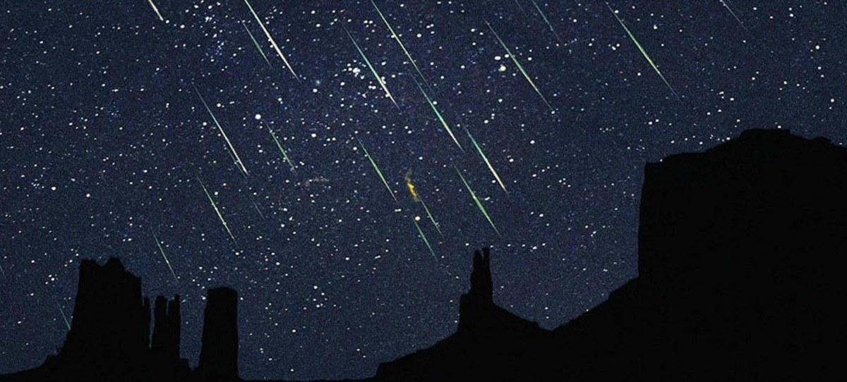 La lluvia de estrellas Eta Acuáridas podrá verse este sábado
