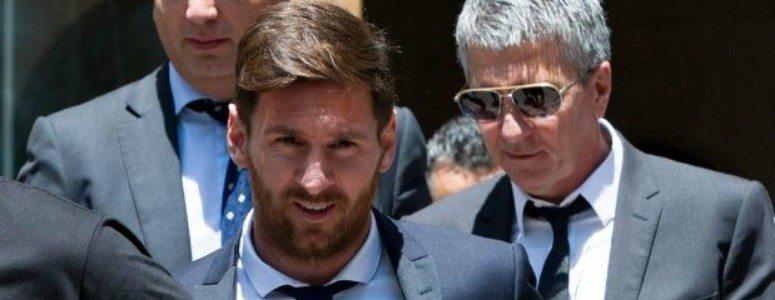 Messi no regatea al Supremo y es condenado por delito fiscal