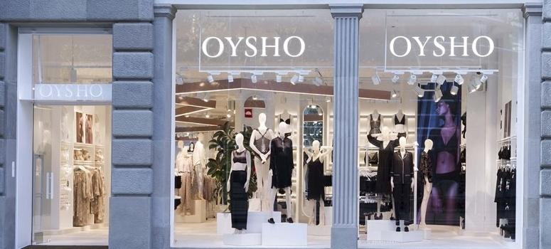 Oysho, de Inditex, abre su primera tienda en Turín y llega a las 638