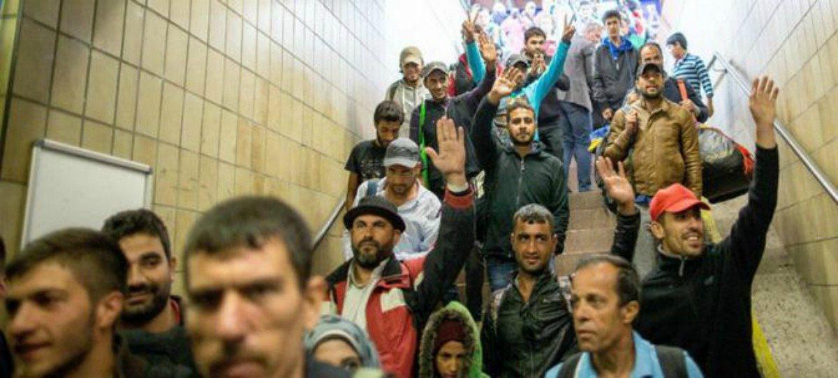 50.000 yihadistas viven en Euopa tras hacerse pasar por refugiados