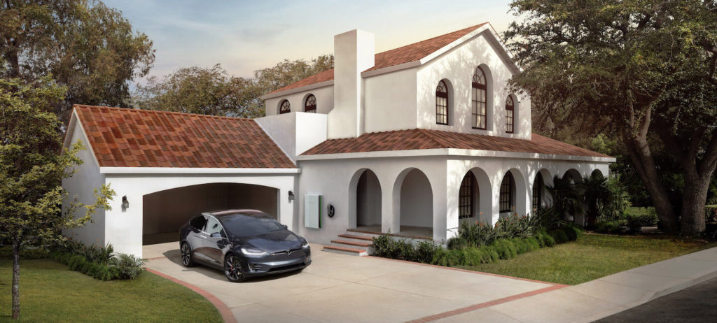 Tesla instalará paneles solares y baterías en 50.000 hogares