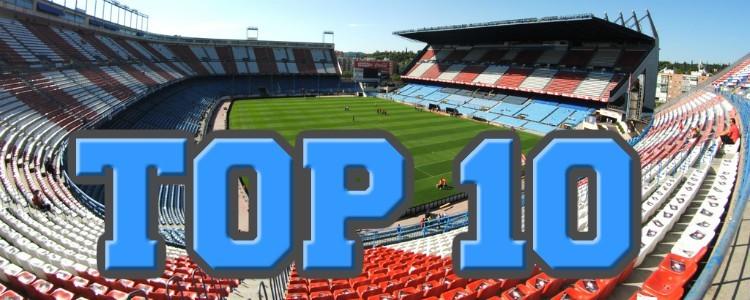 Los 10 mejores momentos del Vicente Calderón