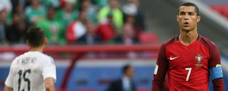 Debut gris de Cristiano tras amenazar con su salida al Real Madrid