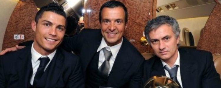 Jorge Mendes, el superagente señalado por Hacienda