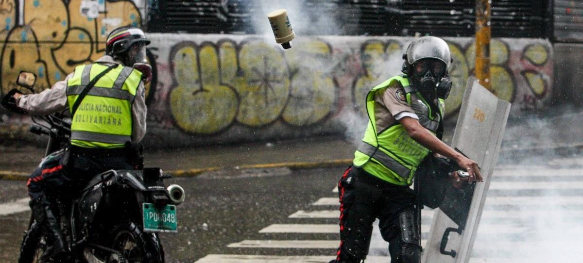 Masacre en Venezuela: 80 muertes en casi 90 días