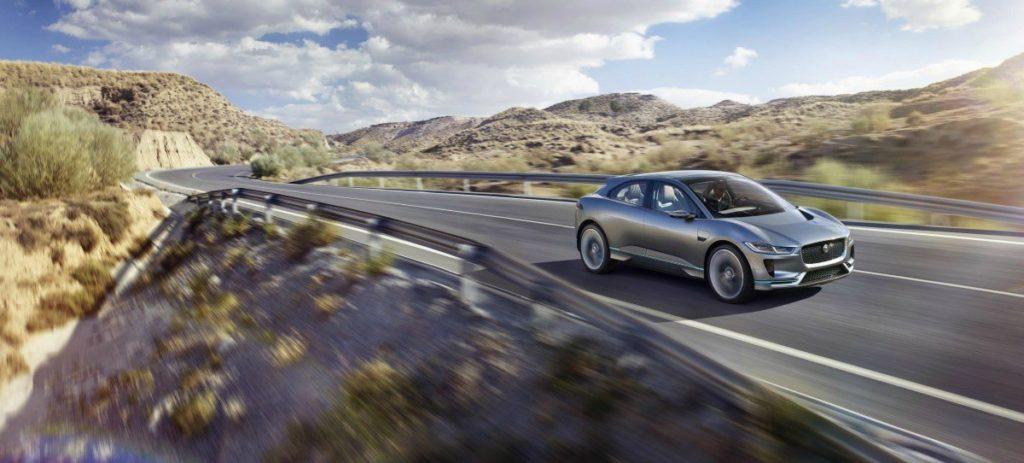 Jaguar ampliará en julio su gama SUV con el E-Pace