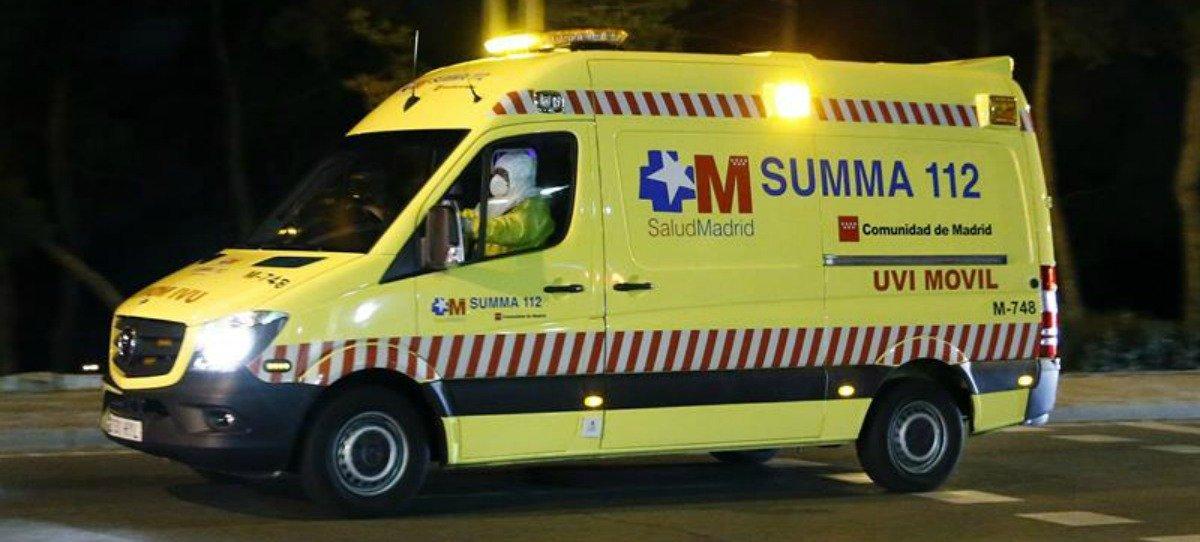 Cómo actuar cuando escuchas la sirena de un vehículo de emergencias