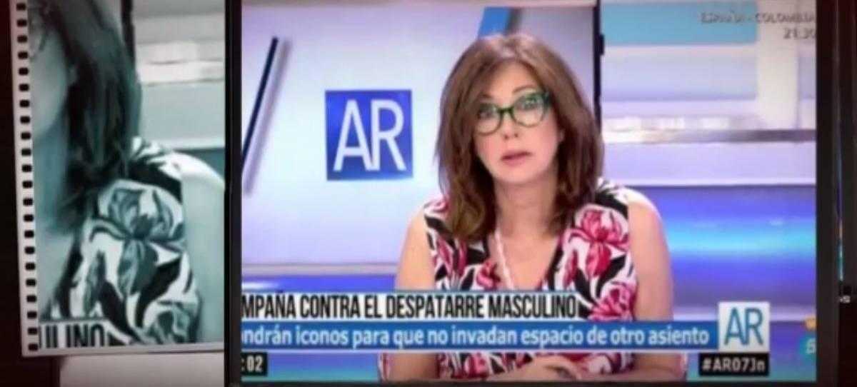 El zasca de Ana Rosa Quintana a Fernando Berlín por despreciar la donación de Amancio Ortega
