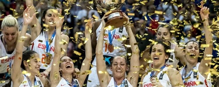 España arrolla a Francia y se proclama campeona de Europa de baloncesto
