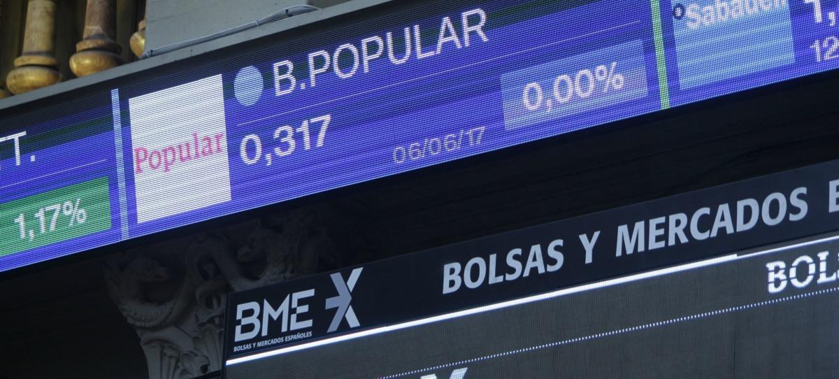 Inmobiliaria Colonial entra en el IBEX 35 en sustitución de Popular