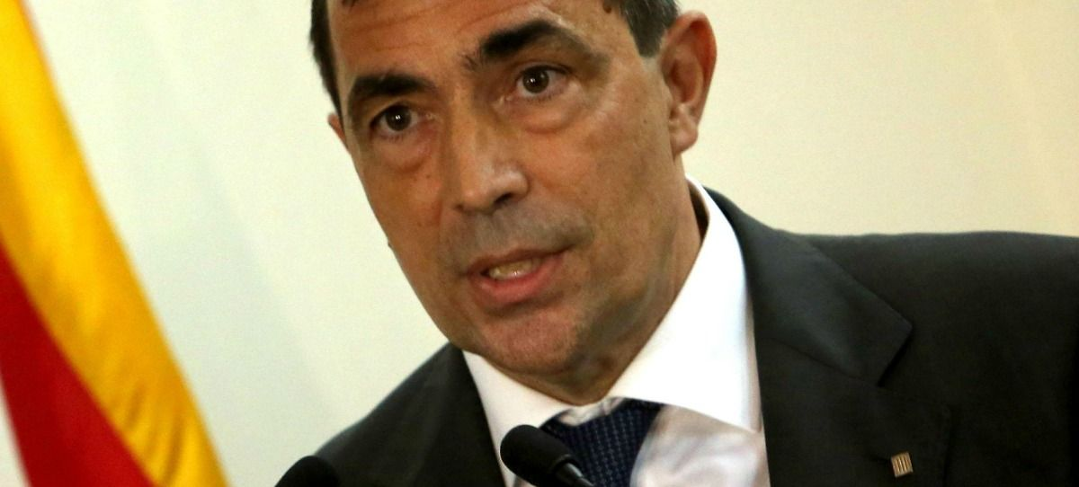 El castellano desaparece de la página web de los Mossos d'Esquadra