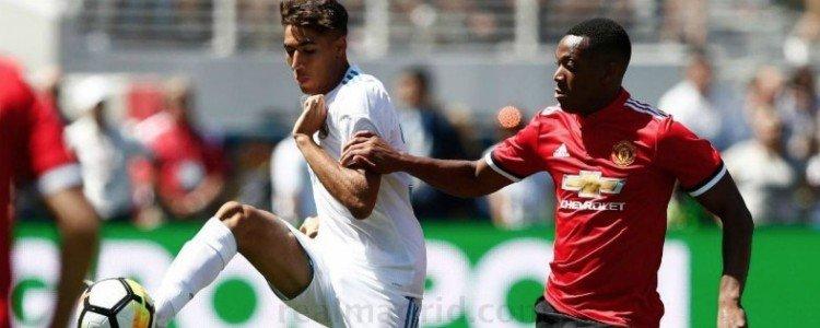 Achraf es el fichaje de Zidane para dar relevos a Carvajal