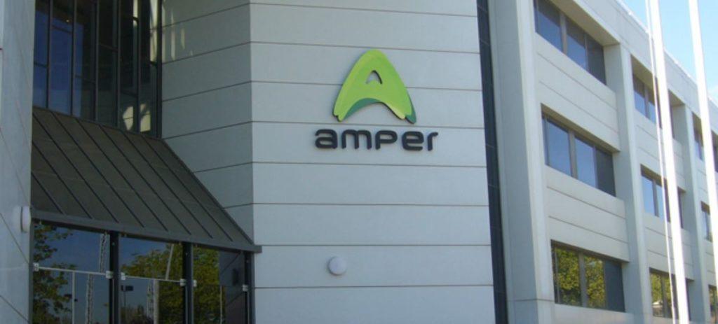 """""""Podemos ver actividad creciente en Amper y una mejora en los resultados"""""""