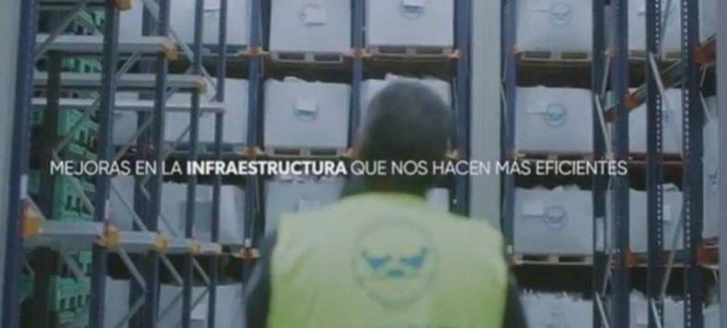 La Fundación Amancio Ortega dona 4 millones de euros a la Federación Española de Bancos de Alimentos