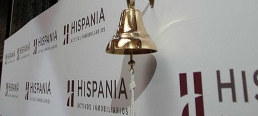 Hispania aumenta su beneficio un 34,4% en el semestre