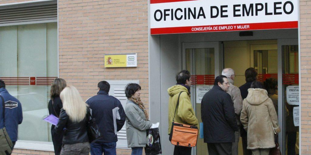"""""""La tasa de paro en España sigue siendo elevada en comparación con otros países europeos"""""""
