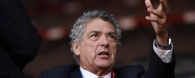 El CSD suspende a Villar como presidente de la Federación de Fútbol