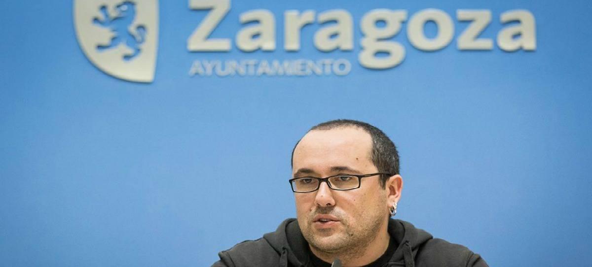 Teniente de alcalde podemita de Zaragoza: 'apoyamos la revolución bolivariana de Venezuela'