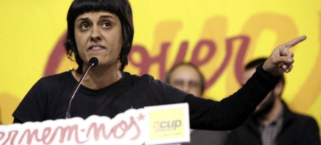 La CUP pide donativos para pagar la defensa de Anna Gabriel y Boya