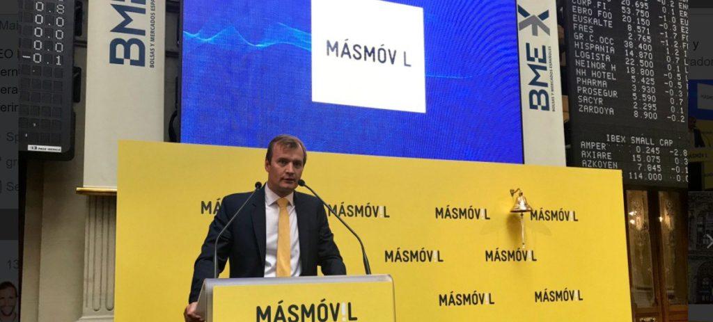 MásMóvil refinancia 831 millones con bajada de intereses e incrementará la inversión