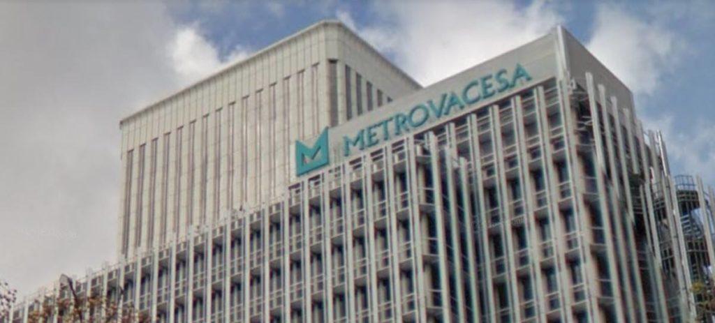 Metrovacesa, valorada en 2.500 millones, saldrá a Bolsa a 16,5 euros la acción