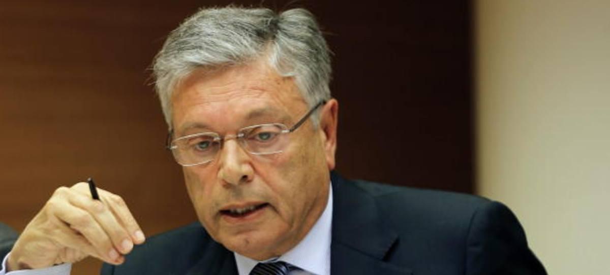 El Fondo de Garantía de Depósitos retira su acusación contra Modesto Crespo