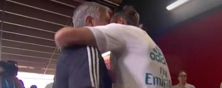 """Mourinho quiso fichar a Bale para el United: """"No te he podido comprar"""""""