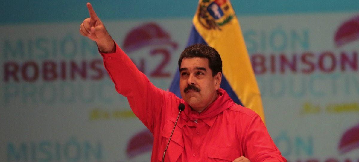 Las posibles sanciones de Trump a la Venezuela de Maduro