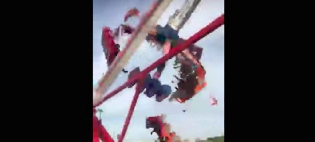 Terrible accidente en un parque de atracciones de Ohio que deja un muerto