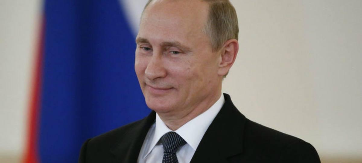 Los tres valores principales de la vida, según Vladímir Putin