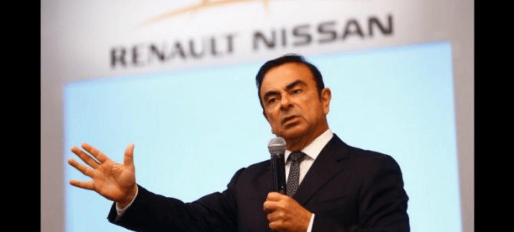 Desplome en Bolsa de Renault tras la detención de Carlos Ghosn